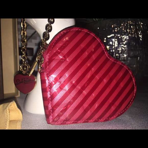 64649d5bf Louis Vuitton Accessories | Authentic Heart Coin Purse | Poshmark